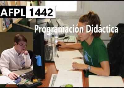AFPL Programación Didáctica