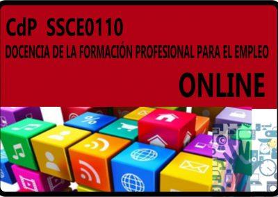 CdP  Docencia de la Formación  Profesional para el Empleo