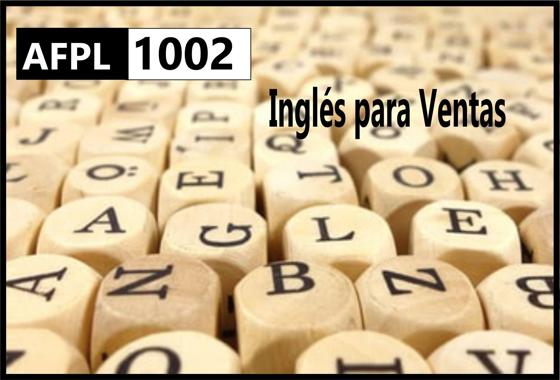 AFPL1002 GRAL